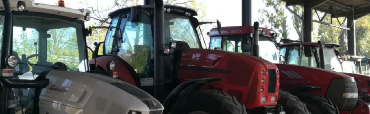Mercato dell 39 usato meccanizzazione for Consorzio agrario cremona macchine agricole usate
